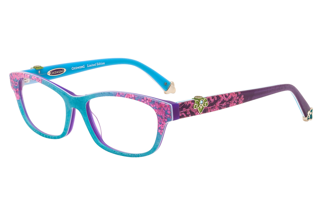 COCO SONG EYEWEAR COLLECTION | Port Chester Eye Care